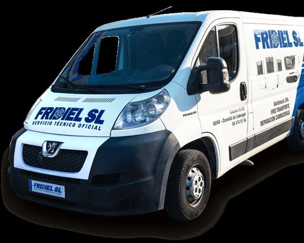 furgoneta Fridiel